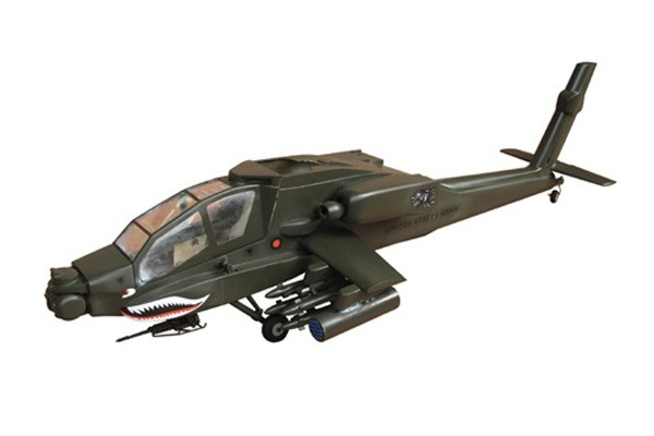 Roban 500 scale AH-64 Helicopter Conversion Kit (Global Warehouse)