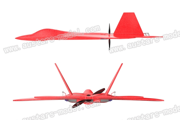 HSD  F22 Mini Simple Electric Control Model Aircraft (Global Warehouse)