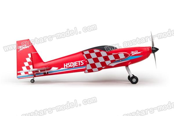 HSD D400-3D Sports Model  PNP (Global Warehouse)