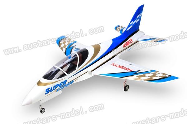 HSD Vortex jet V3 avanti blue gold coating vortex jet PNP (Global Warehouse)