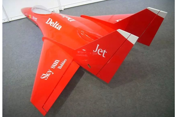 DELTA Jet Trainer/Jet Airplane Free Shipping (Global Warehouse)