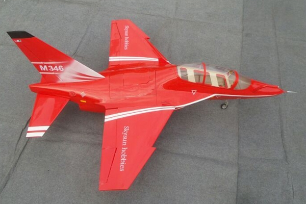 M346 Jet Trainer/Jet Airplane ARF Free Shipping (Global Warehouse)