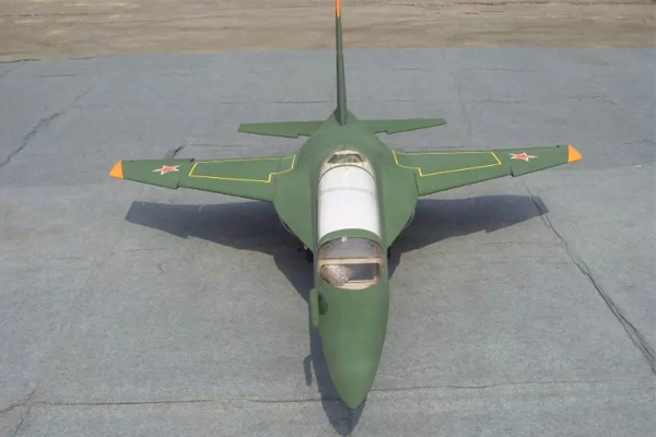YAK 130  Jet Trainer/Jet Airplane ARF Free Shipping (Global Warehouse)