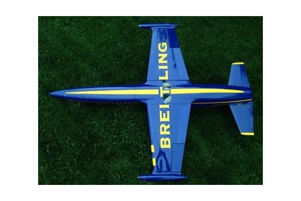 JTM L-39 Albatross Jet for 110-120mm EDF/5-8 Kg Turbine (Global Warehouse)