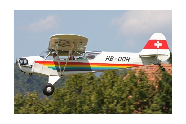 40% scale 157 inch J-3 Piper Cub for 100cc Engine (Global Warehouse)
