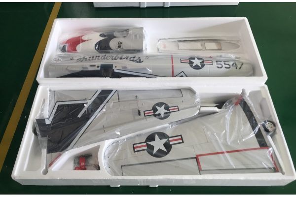 HSD T-33 Foam Jet Shooting Star EDF PNP Version (Global Warehouse)