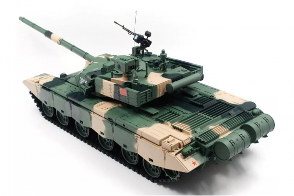 Heng Long 1/16 2.4G China 99A RC Tank (Global Warehouse)