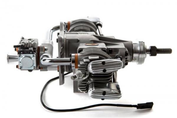 SAITO FG61TS FG-61TS 61cc 4-Stroke Gas Twin Engine GST Inc (Global Warehouse)