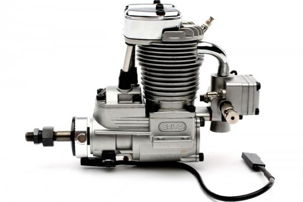 SAITO FG-11cc  4-Stroke Single Gas Engine GST Inc (Global Warehouse)