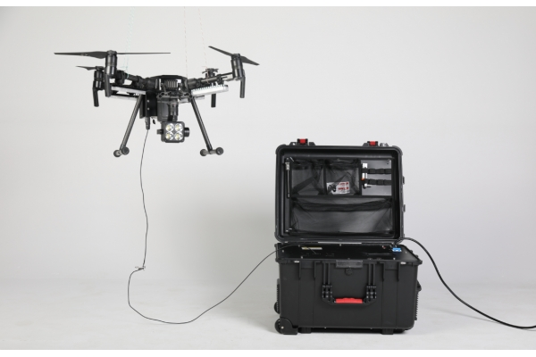Feiyu M1500 Tethered Drone System for DJI M200 Series (Global Warehouse)