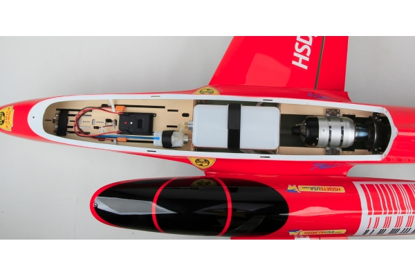 HSD Jets Super Viper Full composite Turbine PNP version (Global Warehouse)