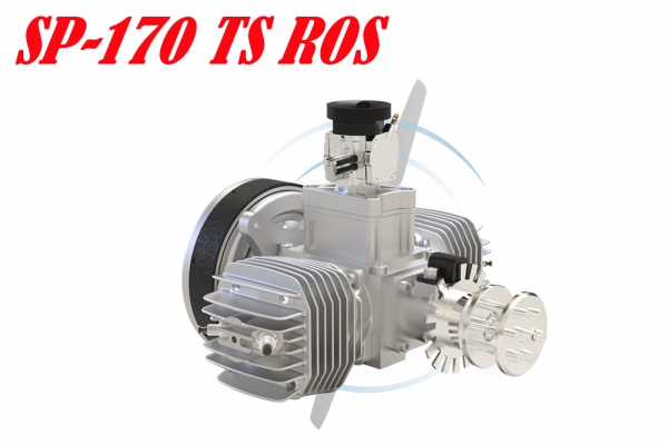 SKY POWER SP-170 TS CW/CCW ( ROS) Engine (Global Warehouse)