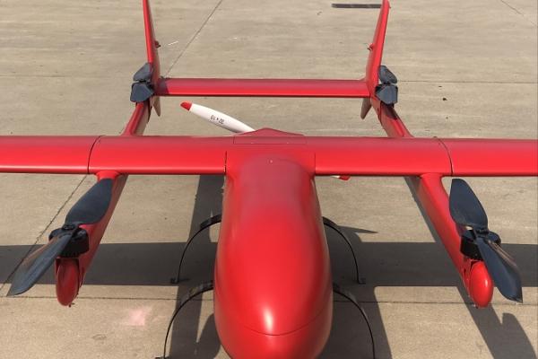 NAJA 4450 SUPER HUGE VTOL UAV-85KG MTOW 25KG PAYLOAD two Version (Global Warehouse)