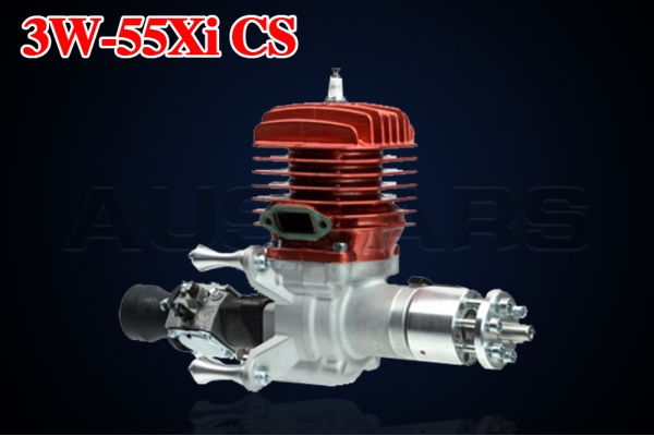3W-55Xi CS Engine 5.4 HP Power (Global Warehouse)