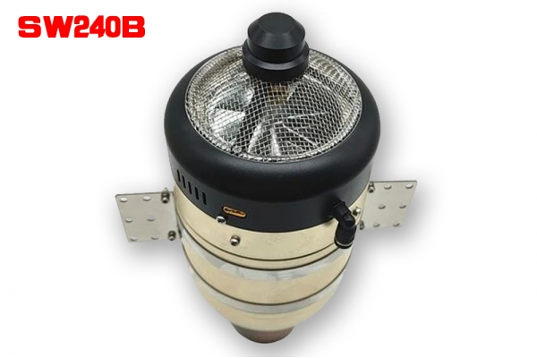 ACE Swiwin Turbine Engine SW-240B 24kg Thrust Brushless starter/fuel pump (Pre Order Only) (Global Warehouse)