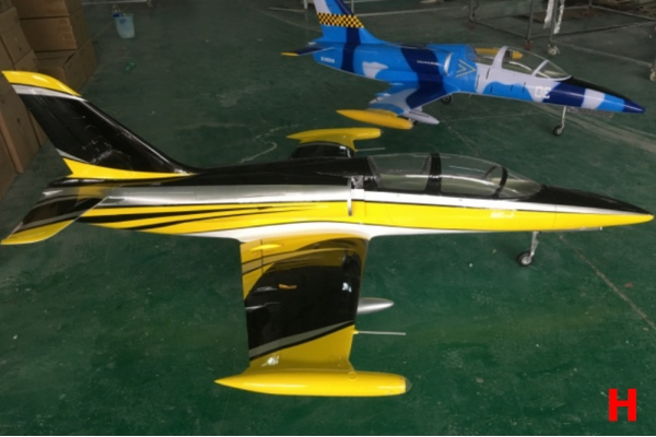 Baha Composite Sports Jet Aero L-39 Albatros Jet 102